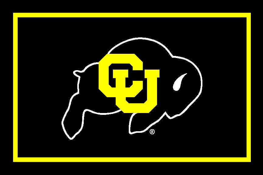 College logo university of colorado logo