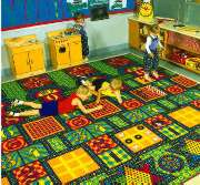 Children S Carpeting Educational Carpet And Area Rugs